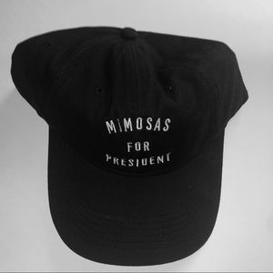Accessories - Mimosas for President dad hat